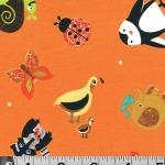 Animals – Orange