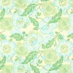 Fresh Poppies –Green