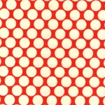Full Moon Polka Dot – Cherry