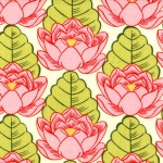 Lotus Pond –Pink
