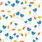 Small Birds Standing Tall –Spring