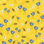 Small Birds Standing Tall –Summer