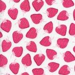 Strawberries – White