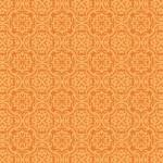 Summer Damask – Orange