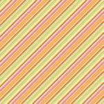 Summer Stripe –Orange