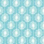 Wishing Flowers –Aqua
