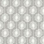 Wishing Flowers –Grey
