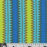 ZigZag Stripe –Blue