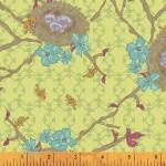 Birds Nest –Green