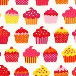 Cupcake Confections –White