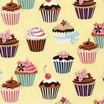 Cupcakes – Yellow