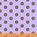 Painted Dots –Lilac