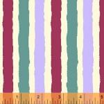 Painted Stripe –Teal