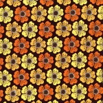 Poppy Parade – Brown