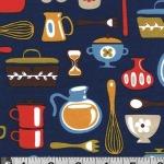 Mod Kitchen –Blue
