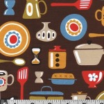 Mod Kitchen –Brown