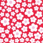 Blossoms – Red