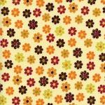 Floral Daisy –Cream