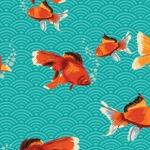 Goldfish – Teal