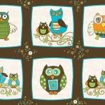 Owl Blocks –Green