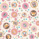 Owl Dots – Pink
