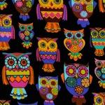 Owls – Black