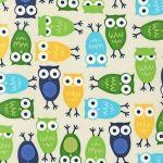 Owls – Blue