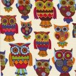 Owls – Cream