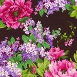Scented Garden –Brown