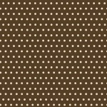 Simple Dots – Brown