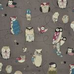 Spotted Owl –Gray